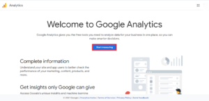 how to connect my blog to google analytics in marathi